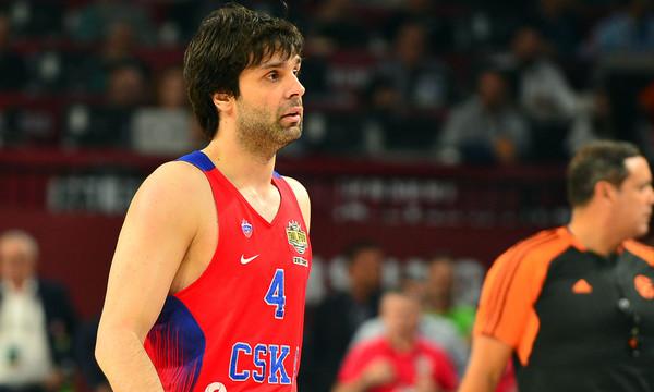 Επική δήλωση Τεόντοσιτς για την ήττα της ΤΣΣΚΑ
