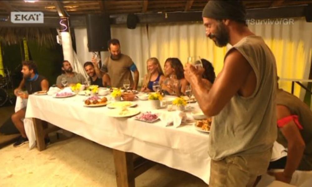 Survivor: Η επιστροφή στην ελληνική πραγματικότητα απασχόλησε το twitter