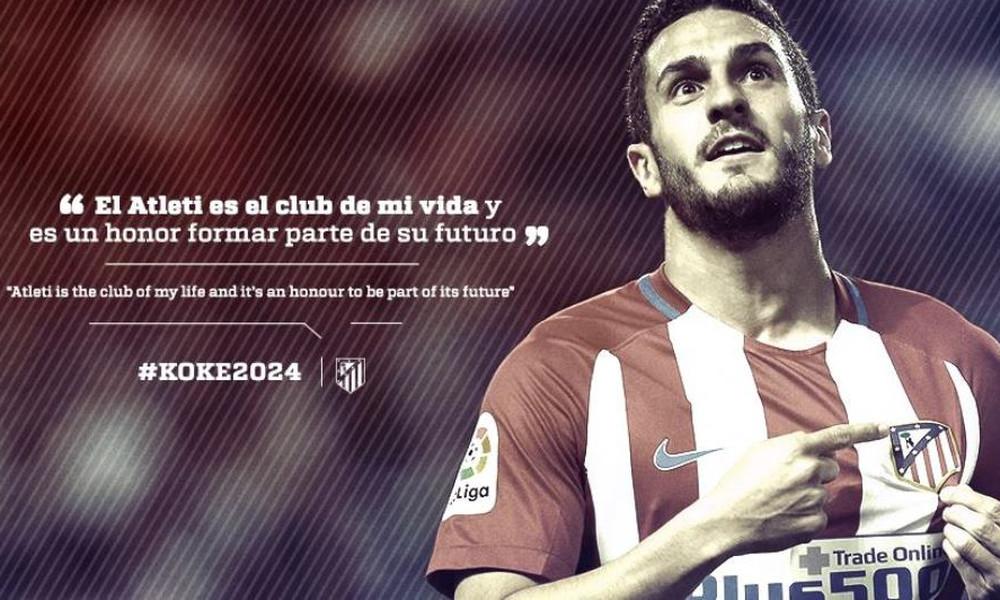 Η ζωή του όλη… Ατλέτικο Μαδρίτης!
