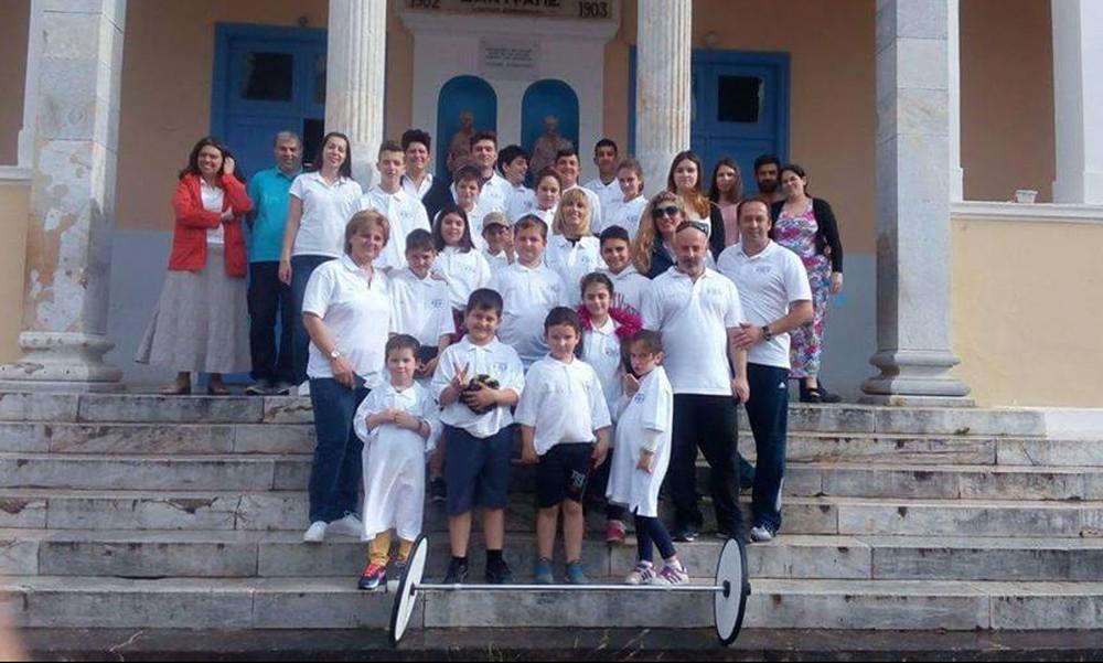 Η Άρση Βαρών στο πιο απομακρυσμένο σχολείο της Ελλάδας