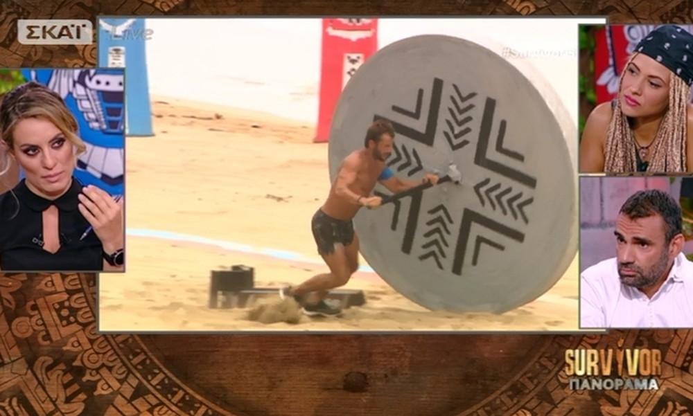 Survivor Πανόραμα: «Αδειάζει» ο Χούτος τον Ντάνο: «Είναι δυνατός παίκτης αλλά…»