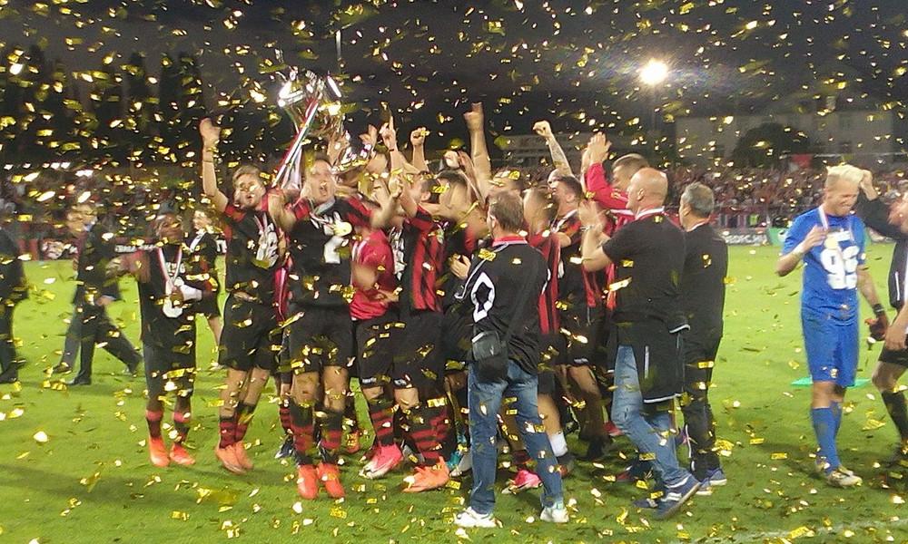 Ουγγαρία: Πρωταθλήτρια μετά από 24 χρόνια η Χόνβεντ