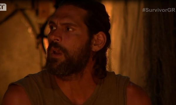 Survivor: Ο Σπαλιάρας έδωσε στεγνά τους Διάσημους για τις ψήφους στον Αγγελόπουλο!