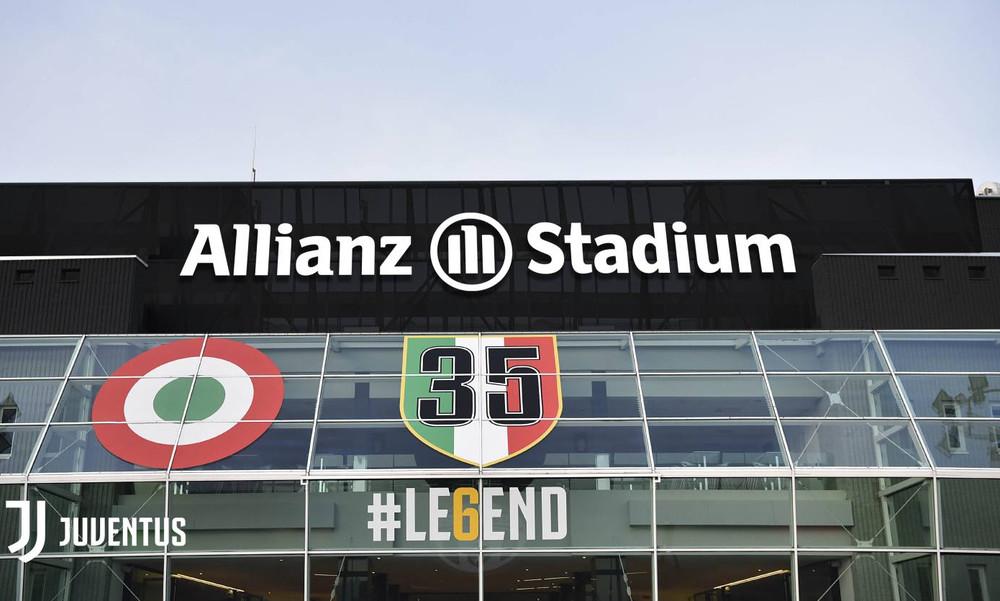 Άλλαξε όνομα το γήπεδο της Γιουβέντους! (photos)