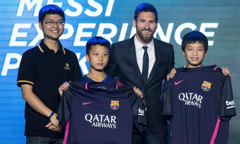 Το  Messi Experience Park ξεκίνησε να υλοποιείται