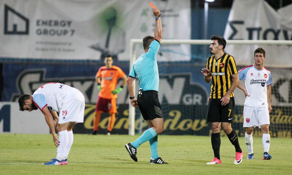 AEK: Τον… ξεχνά τον Λάζαρο!
