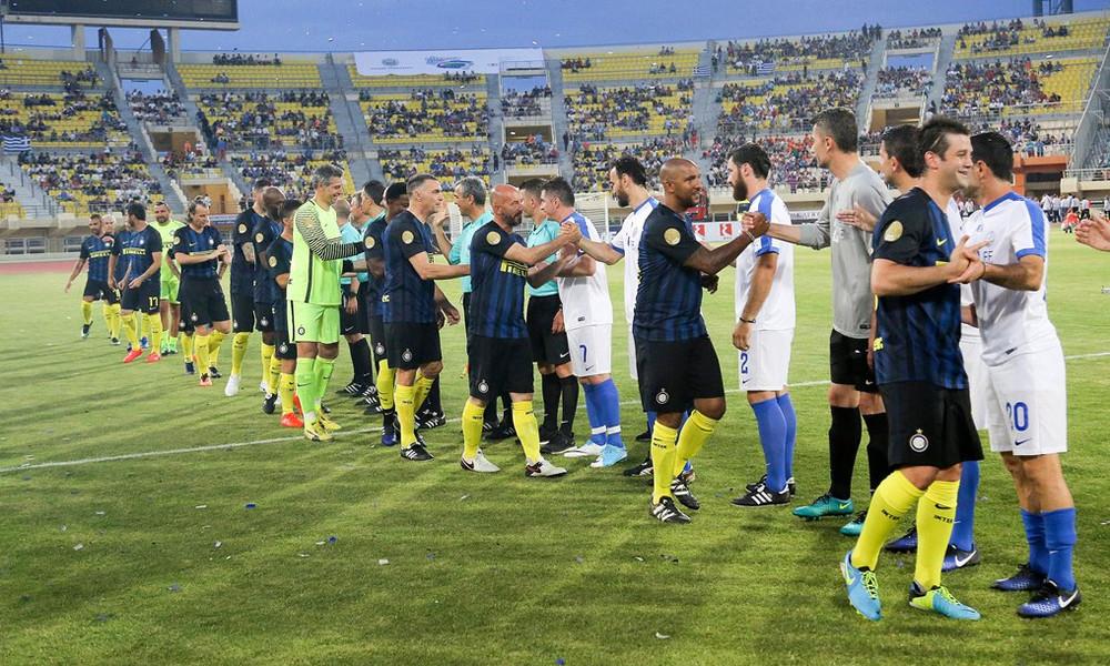 Legends 2004-Inter Forever: Τα γκολ και οι στιγμές συγκίνησης! (video)