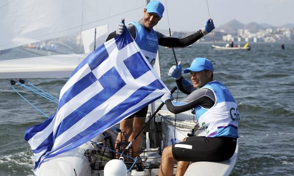 Φουλ για μετάλλια η ελληνική ιστιοπλοϊα στο Σανταντέρ