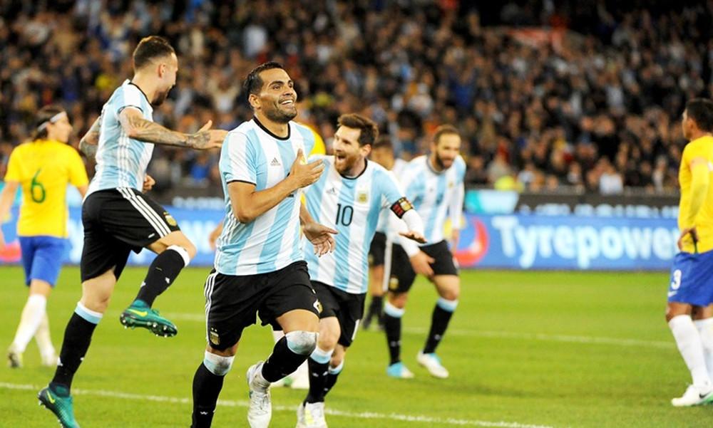 Πήρε το... φιλικό ντέρμπι η Αργεντινή