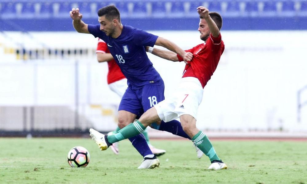 Σερβία-Ελλάδα 3-1: Φιλική ήττα για τις Ελπίδες
