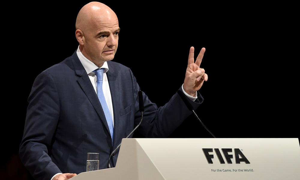 Ινφαντίνο: Δεν μας ανησυχούν οι εξελίξεις στο Κατάρ
