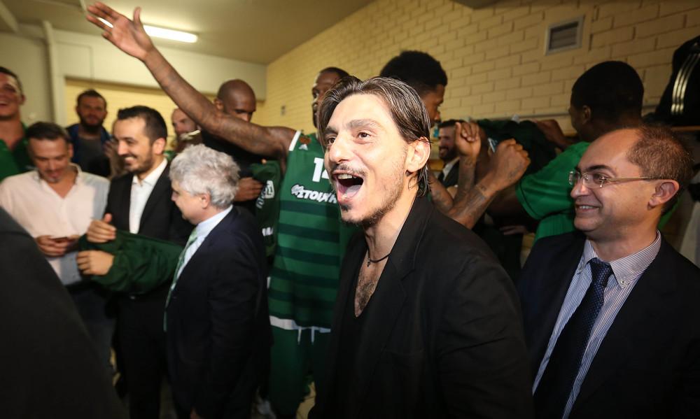 Δ. Γιαννακόπουλος: «Μην τιμωρήσετε τον ΟΣΦΠ, γουστάρουμε να τους κερδίζουμε εδώ μέσα»