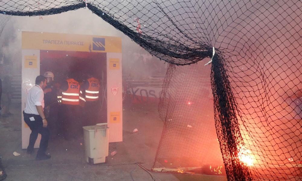 Σοκαριστικό ηχητικό ντοκουμέντο με τον βίαιο προπηλακισμό δημοσιογράφου στο ΣΕΦ (aud)