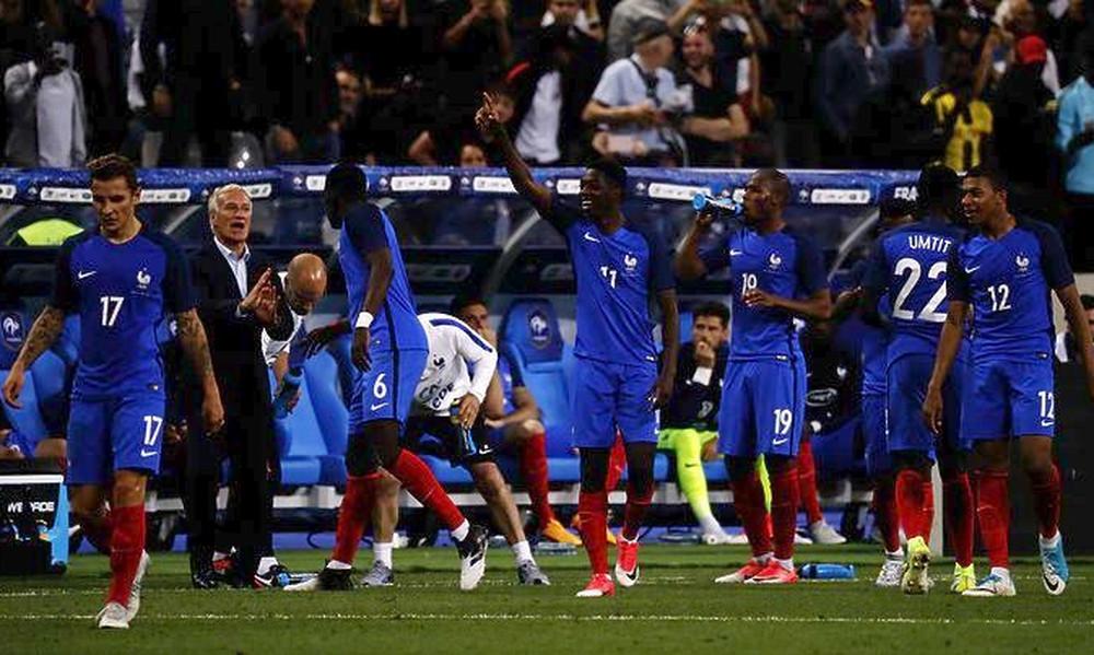 Νίκη γοήτρου για την Γαλλία απέναντι στους Άγγλους!