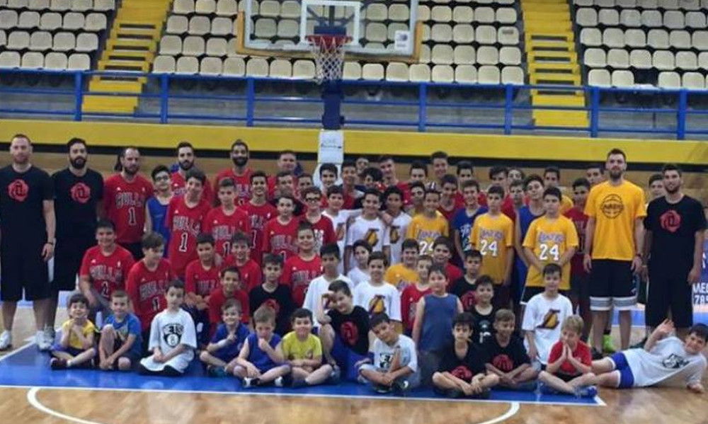 Αντίστροφη μέτρηση για το West side Basketball Camp!