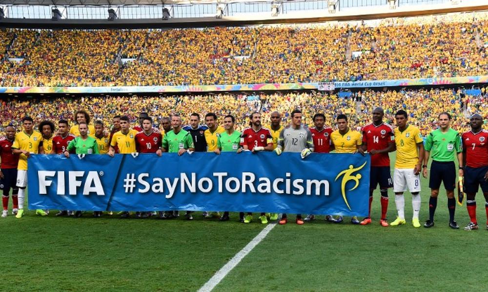 Αυστηρά μέτρα της FIFA κατά του ρατσισμού