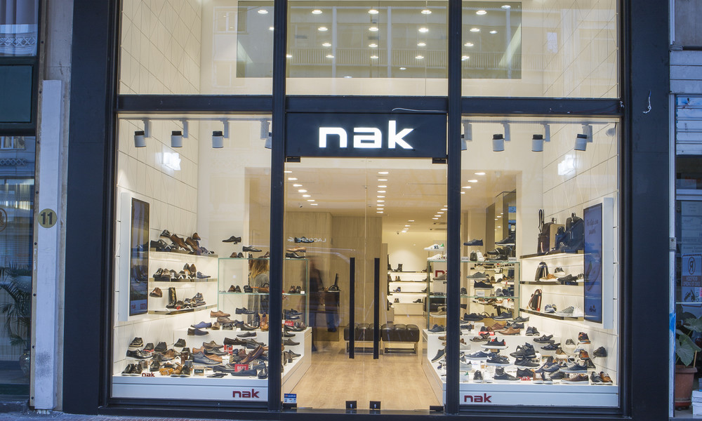 Νέα ανδρική συλλογή από τη NAK shoes