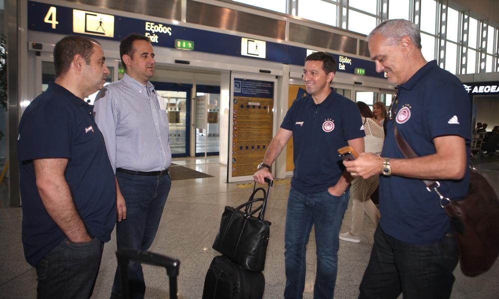 Ολυμπιακός: «Πέταξε» για Αυστρία