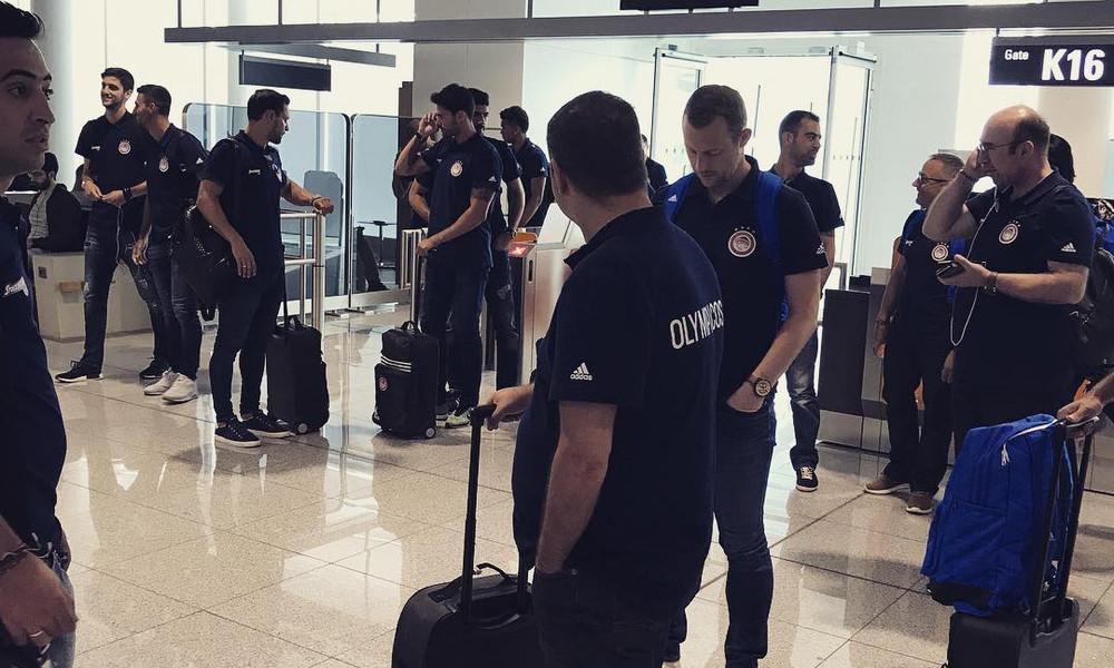 Ολυμπιακός: Έφτασε και πάει Ζέεφελντ