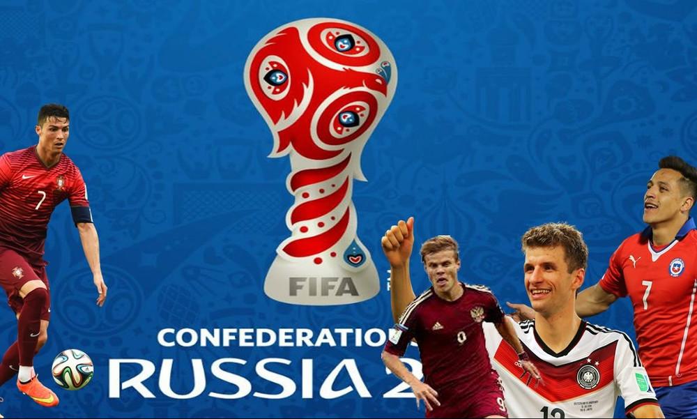 Το Confederations Cup σε αριθμούς