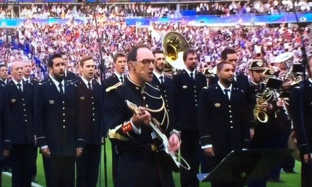 Φιλικό Γαλλίας - Ιταλίας για τα θύματα της Νίκαιας