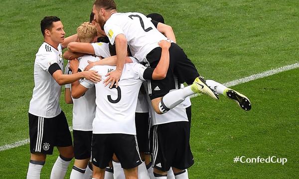 "Confederations Cup: Έδειξε τα ""δόντια"" της η ανανεωμένη Γερμανία! (video)"