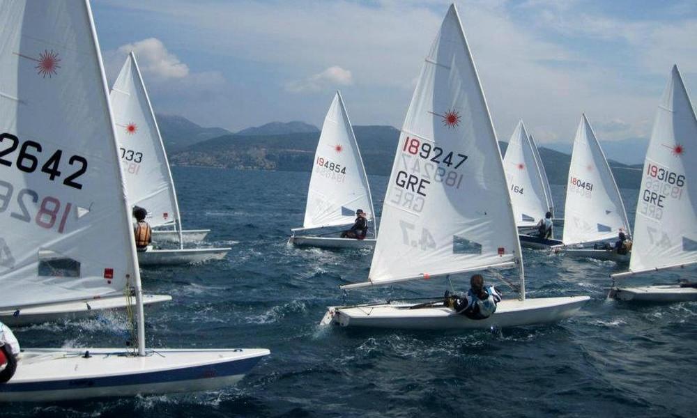 Περισσότερα από 300 σκάφη στο Πανελλήνιο Κύπελλο Όπτιμιστ 11χρονων!