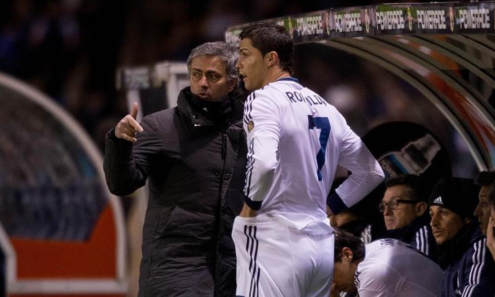 Δεν «ψήνεται» για Ρονάλντο ο Μουρίνιο!