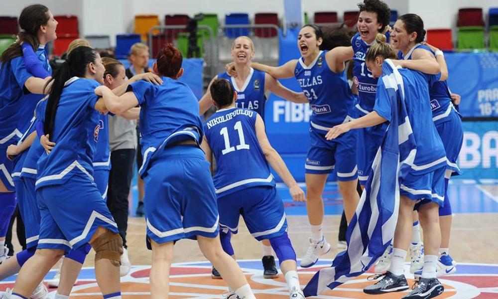 Ευρωμπάσκετ 2017: Πάρτι χωρίς σταματημό για τα κορίτσια! (video)