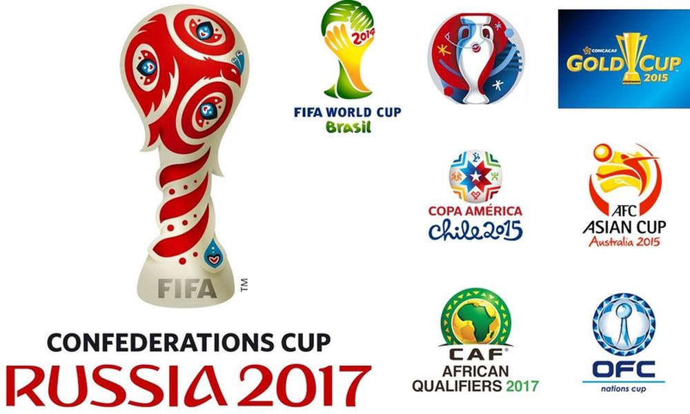 Το πανόραμα του Confederations Cup