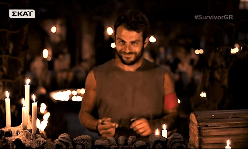 Όταν ο Αγγελόπουλος «γλέντησε» τον νικητή του τουρκικού Survivor