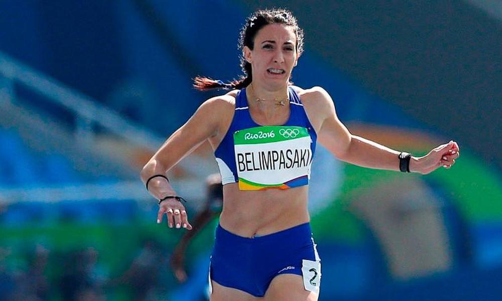 Εντυπωσιακή η Μπελιμπασάκη στα 200μ.