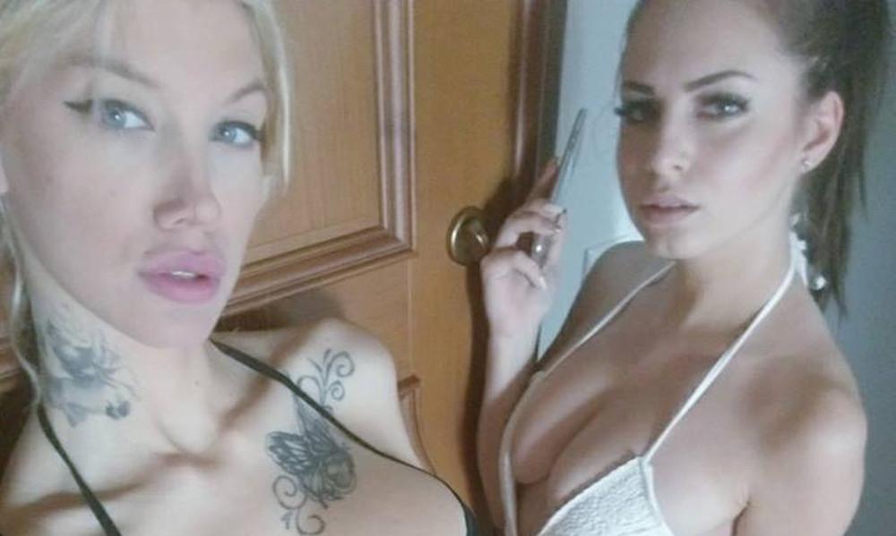 Η Μαρία Αλεξάνδρου και η φίλη της Παουλίνα είναι τα πιο playboy μοντέλα που κυκλοφορούν (photos)