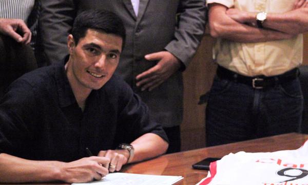 Λιμπερτάδ: Υπέγραψε ο Καρντόσο