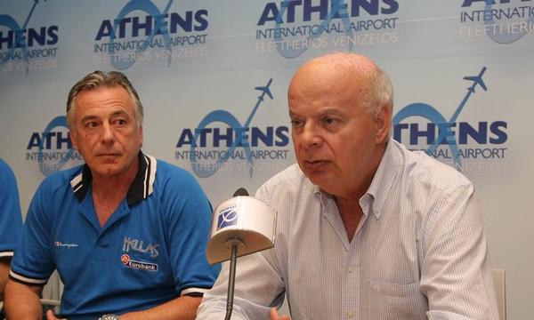 Βασιλακόπουλος: Ο Μίσσας διαθέτει τα στοιχεία για να είναι ο προπονητής της Εθνικής