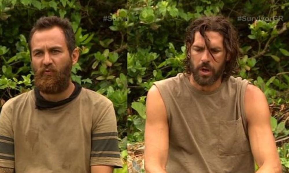 Survivor: Η αποχώρηση και το… στράβωμα μισθοφόρου με Σπαλιάρα!