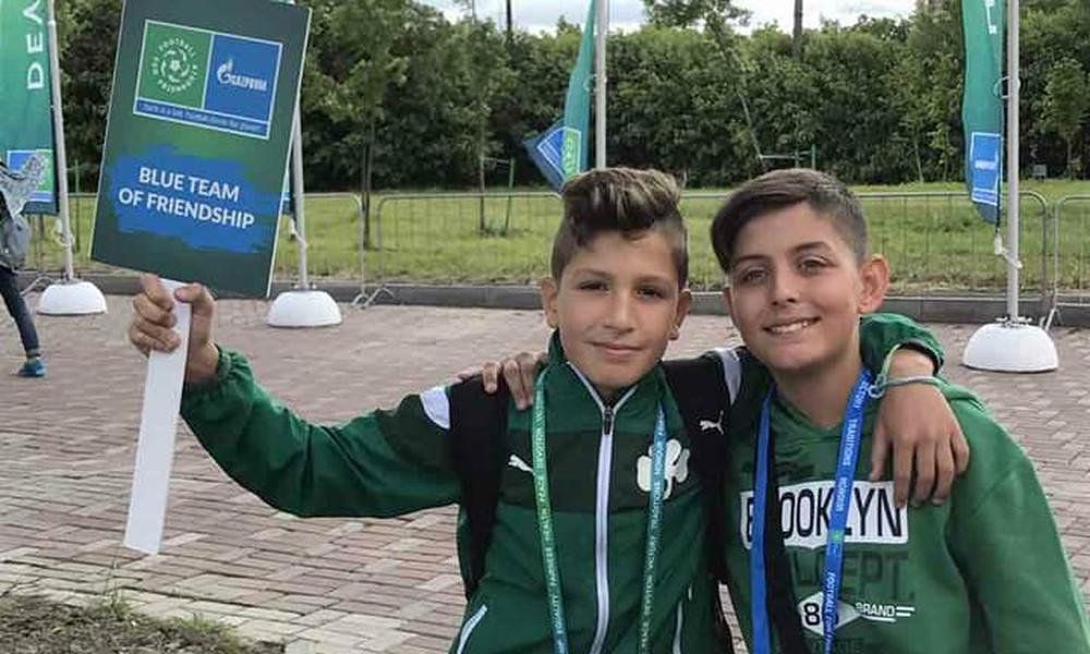 Ξεκίνησαν οι τελικές εκδηλώσεις της 5ης χρονιάς του PJSC Gazprom «Ποδόσφαιρο για τη Φιλία»