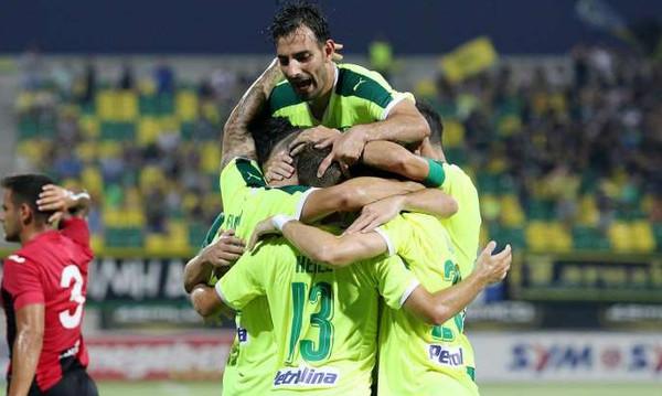 «Πεντάρα» πρόκρισης για την ΑΕΚ Λάρνακας!