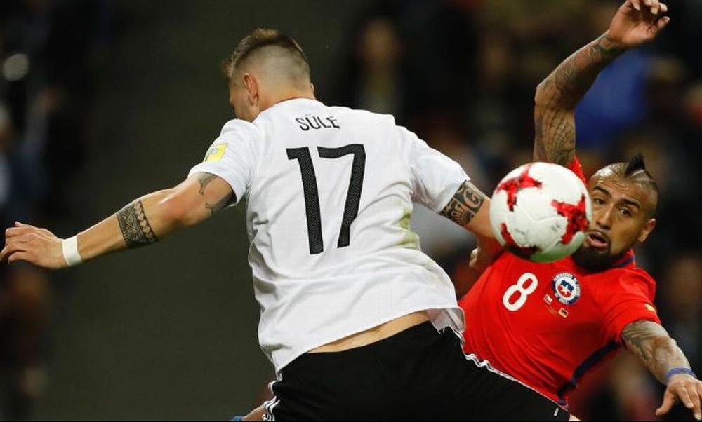 Γερμανία και Χιλή για τον τίτλο του Confederations Cup
