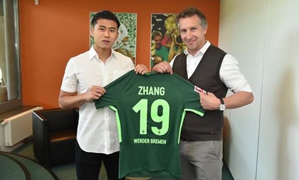 Στα «πράσινα» ο Ζανγκ