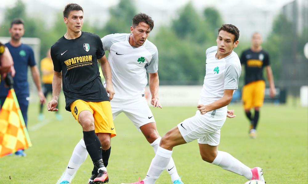 Παναθηναϊκός-Ολεξάντρια 0-0: Τα highlights του αγώνα