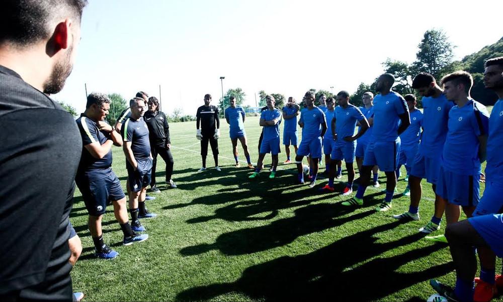 Ατρόμητος: Φιλικά αλά Super League