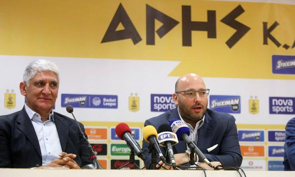 Γιαννάκης: «Ο Άρης δεν είναι φτιαγμένος για την 4η θέση» (video)