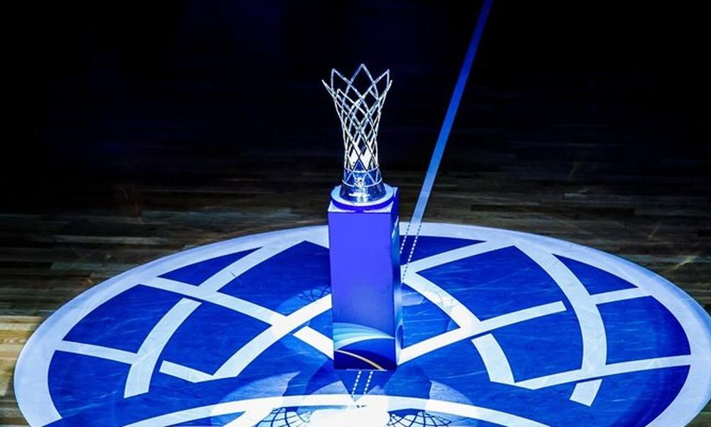 FIBA Champions League: Οι αντίπαλοι για ΑΕΚ, ΠΑΟΚ και Άρη