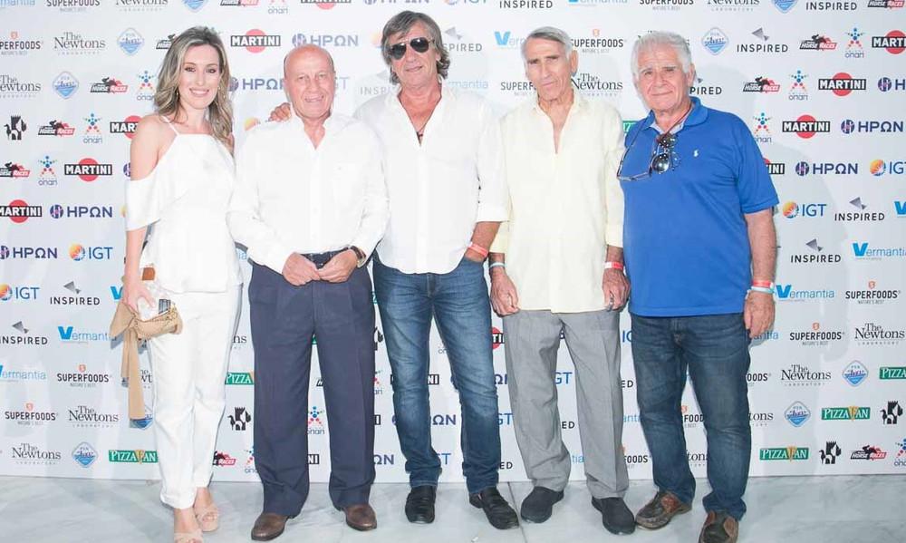 «Δυνατά ονόματα» του αθλητισμού στο 71ο Ελληνικό Ντέρμπι ΟΠΑΠ