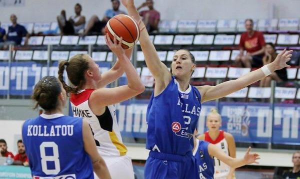 Ευρωπαϊκό Πρωτάθλημα Νέων Γυναικών: «Έπεσε» ηρωικά η Εθνική