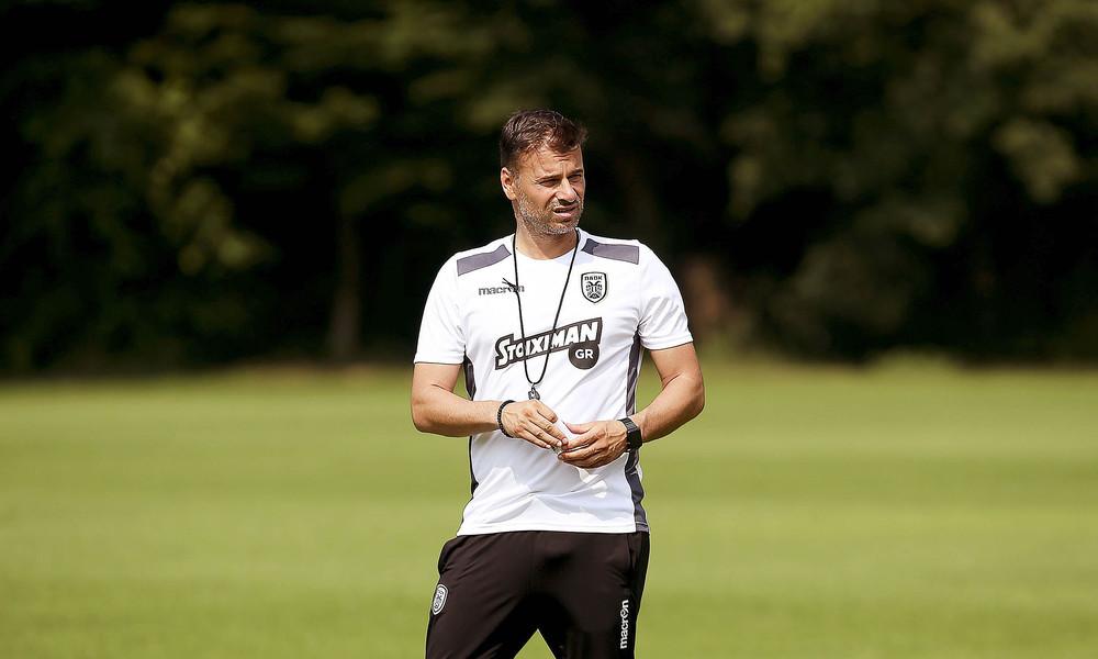 Στανόγεβιτς: «Θα δούμε τι λείπει από την ομάδα»