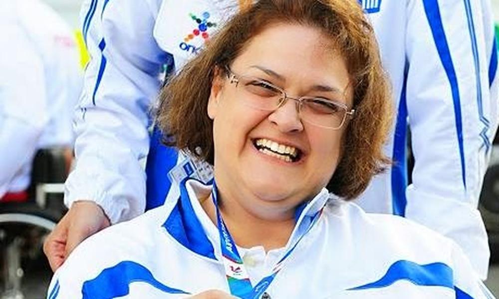 Παγκόσμιο Πρωτάθλημα ΑΜΕΑ: Ασημένια η Σταματουλά