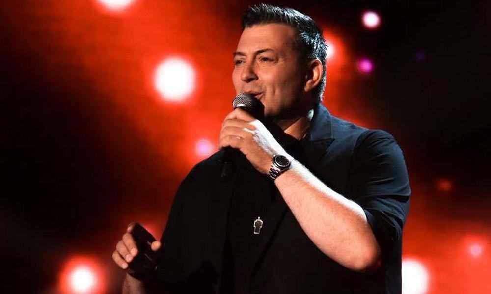 Η εμφάνιση του Νίκου Μακρόπουλου στον ημιτελικό του X-Factor