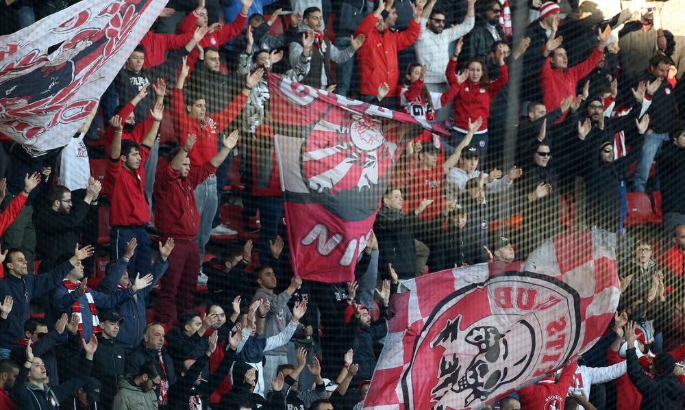 Παρτιζάν - Ολυμπιακός: Η UEFA βάζει… στοπ στους οπαδούς